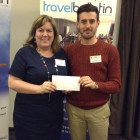 Sharon Keaveney, Inspired Travel Nuneaton; Roberto Grover, Expedia TAAP