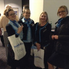 Laura Bogojevic; Jess Nixon; Yvonne Taylor; Kellie West, All Thomas Cook Birmingham