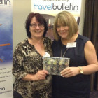 Kate Copland, The Camping and Caravanning Club; Sharon Tait, Titan