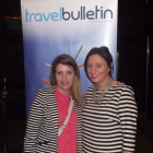 Danielle Pratt, Tameside Travel with Gemma Ashworth, Account Manager from Carnival