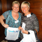 Marie Rayner and Leslie Clements – both Travel Counsellors