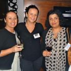 Pam Eaton, Arup Travel Desk; Nina Farrimond, South Africa Tourism; Daxha Buchanan, Arup Travel Desk