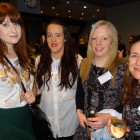 Trailfinders Jo Oliver, Kelly Gray, RhianWynn Stewart and Nicola Uren.