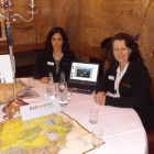 Belen Navarro and Dawn Wilson, Botswana Tourism