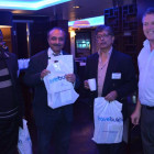 Kayode Obijole, Peacock Travel and Tours. Prakash Patel, Garuda Orient Holidays. Wendell Abraham, Gracetime Travel Incentives and Meetings. Peter Ward, Airline Ticket Services.