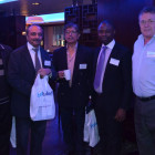 Kayode Obijole, Peacock Travel and Tours. Prakash Patel, Garuda Orient Holidays. Wendell Abraham, Gracetime Travel Incentives and Meetings. Oluwatosin Shobowale, Peacock Travel and Tours. Peter Ward, Airline Ticket Services.