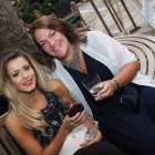 Ellis Sontag (left) and Rosie Chapman from Affordable Car Hire.