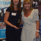 Lianne Davenport Moseley Travel. Jeanette Ratcliffe on behalf of Aqua Vista Hotels