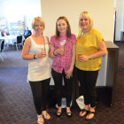 Laura Shelton, Laura Manford, Lisa Palmer. Four Oaks Travel