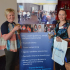 Lisa McEwan, Samantha Bird. Carrick Travel Solihull