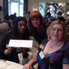 Gail Beckford, Travel Counsellors, Pilar Gadea, Sandos Resorts with Ann Barber, Travel Counsellors