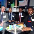 Keith Lloyd ,Chaminda Boteju, Tosin Shobowale, Kayode Obijole, All Peacock Travel