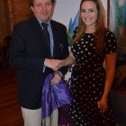 Winner of the Caribbean Airlines goody bag was Emily Alcorn from Not Just Travel