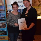 The two time winner of the evening was again Virgin Holidays Letita Woodison, with AM Resorts Sarah Spooner