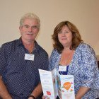 Pat Reynolds and Linda Reynolds from Personal Travel Agents