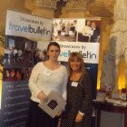 Helen Craggs, Flight Centre with Jeanette Ratcliffe, Travel Bulletin