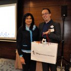 Russell Mears, Disney Destinations International  presents Kanwal Sharsa, Thomas Cook Marble Arch with xxx
