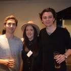 Trailfinders, Rhys Morgan, Kelly Gray and Alex Bryan