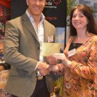 1st Prize of £ 250 Harrods Vouchers in the February Louisiana competition, was won by Sharon McConway from North America Travel Service….courtesy of Neil Jones, Louisiana