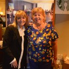 catching up Jeanette Ratcliffe Travel Bulletin with Sandy Murray, from Sandy's Travel Escapes