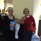 Jane Ward, Travel Counsellors; Jenny Withey, Travel Counsellors