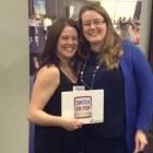 Rachel Lewis, Carnival Cruise Line; Sue Koumides, Journey the World
