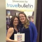 Rachel Lewis, Carnival Cruise Lines; Sue Koumides, Journey the World
