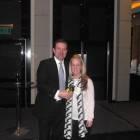 North America Bingo Wine Winner Hayley Pollard Access World Travel and Simon Eddolls, Travel Bulletin