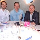 Pete Bakewell, Sean McCarthy and Guillaume Massey – all OTT