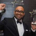 A strong win for If Only... as Neil Sealy collects the award for Star Luxury Holidays Operator.