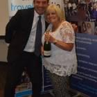 Simon Eddolls. Ros Walsh Travel Counsellors