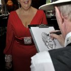 Midlands Travel Trade Ball at the Belfrey, Kate Harris of Inspired Travel