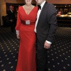 Midlands Travel Trade Ball at the Belfrey, Kate Harris (Inspired Travel) and Mark Hopper (Getabed.co.uk)